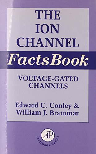 9780121844530: Ion Channel Factsbook, Volume 4: Voltage-Gated Channels