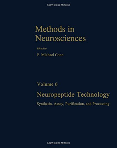 9780121852610: Neuropeptide Technology: Synthesis, Assay, Purification and Processing (Methods in Neurosciences) (v. 6)