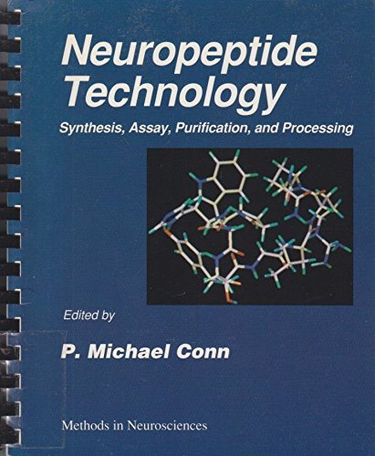 9780121852627: Neuropeptide Technology: Synthesis, Assay, Purification, and Processing (Methods in Neurosciences Vol. 6) (v. 6)