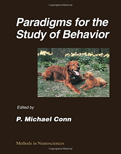9780121852771: Methods in Neurosciences: Paradigms for the Study of Behavior