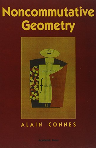9780121858605: Noncommutative Geometry