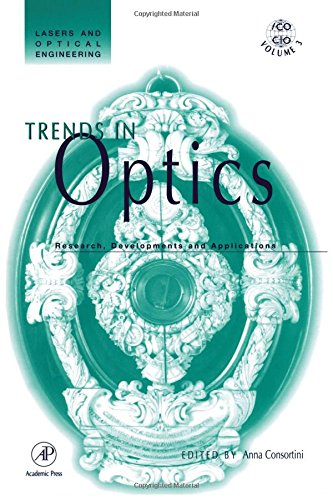9780121860301: Trends in Optics: Research, Developments, and Applications (Lasers and Optical Engineering) Vol. 3
