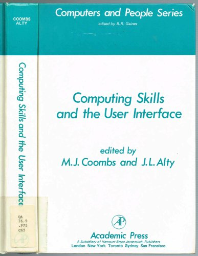Computing Skills & The User Interface (Computers: Unknown, Author