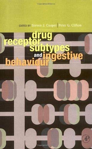9780121876203: Drug Receptor Subtypes and Ingestive Behaviour