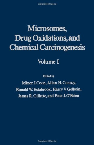 9780121877019: Microsomes, Drug Oxidations, and Chemical Carcinogenesis