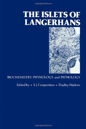 9780121878207: The Islets of Langerhans: Biochemistry, physiology, and pathology