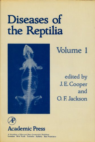9780121879013: Diseases of the Reptilia, Vol. 1