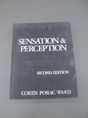 9780121885557: Sensation and Perception