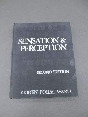 9780121885557: Sensation and Perception