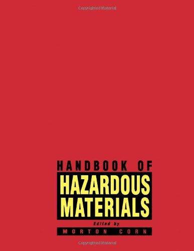 9780121894108: Handbook of Hazardous Materials