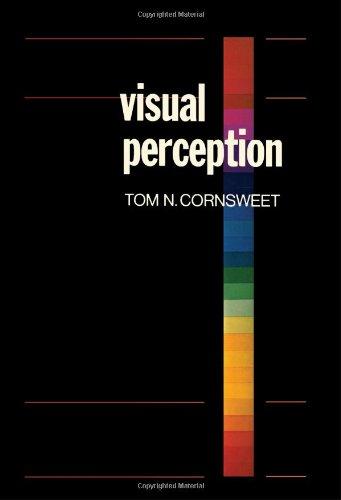 9780121897505: Visual Perception.