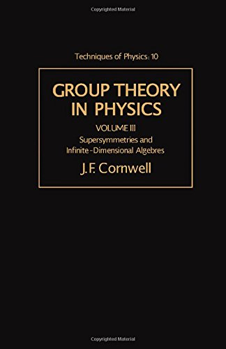 9780121898052: Group Theory in Physics, Volume 3 (Techniques of Physics)