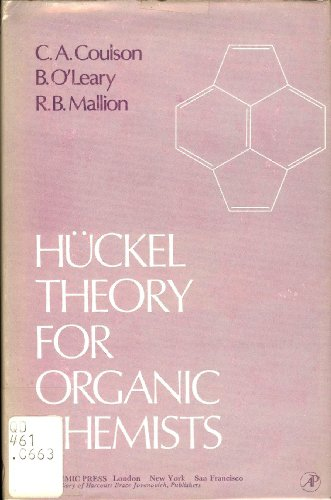 9780121932503: Huckel Theory for Organic Chemists