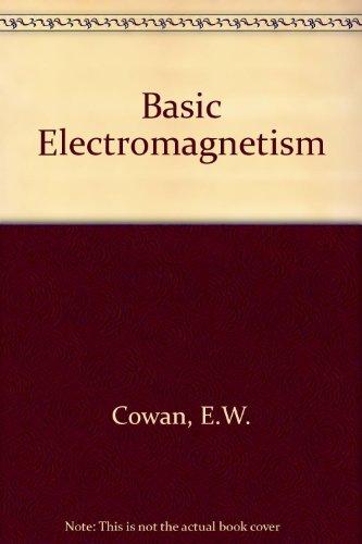 9780121939502: Basic Electromagnetism