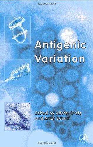 9780121948511: Antigenic Variation
