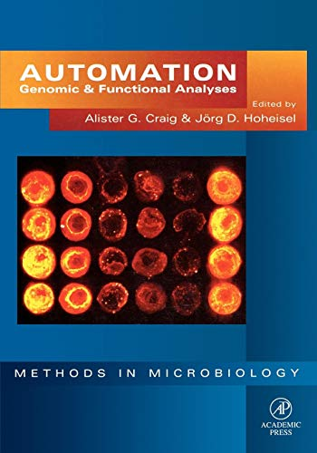 9780121948603: Automation: Genomic and Functional Analyses, Volume 28 (Methods in Microbiology)