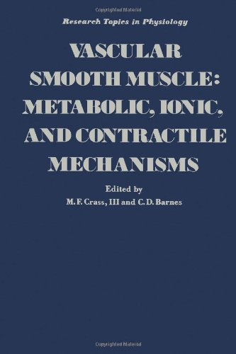 9780121952204: Vascular Smooth Muscle: Metabolic, Ionic, and Contractile Mechanisms (Research topics in physiology)