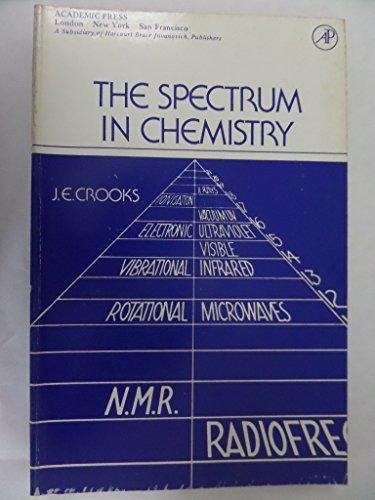 9780121955526: The Spectrum in Chemistry