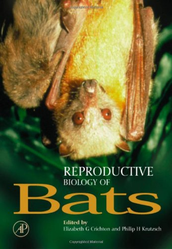 9780121956707: Reproductive Biology of Bats