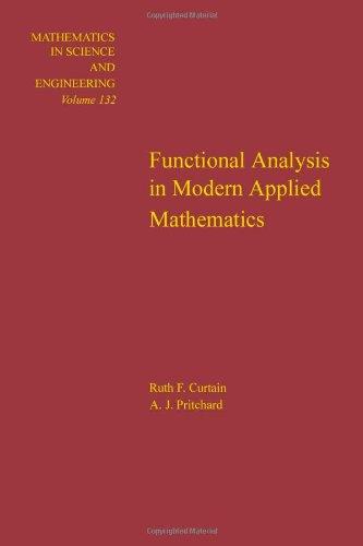 9780121962500: Functional Analysis in Modern Applied Mathematics