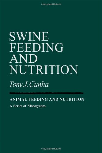 9780121965501: Swine Feeding and Nutrition (Animal feeding and nutrition)