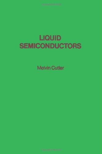 9780121966508: Liquid Semiconductors