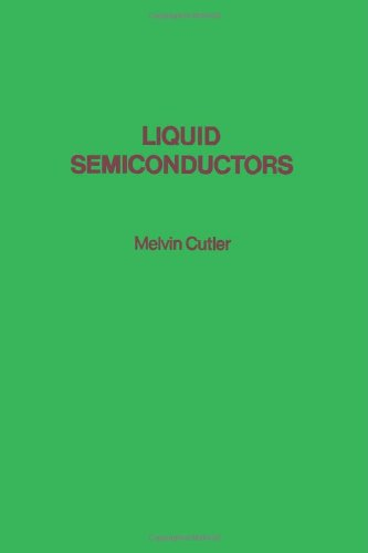 9780121966508: Liquid Semiconductors