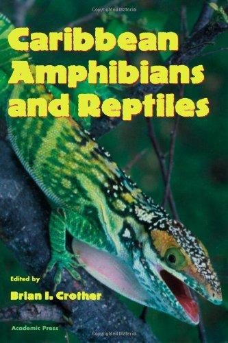 9780121979553: Caribbean Amphibians and Reptiles