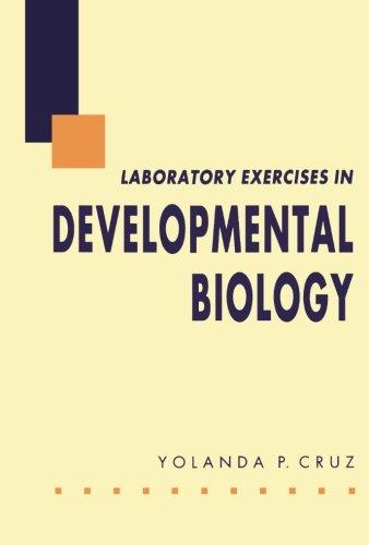 9780121983901: Laboratory Exercises in Developmental Biology