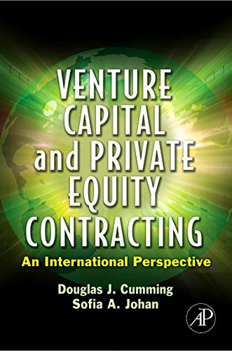 9780121985813: Venture Capital and Private Equity Contracting: An International Perspective