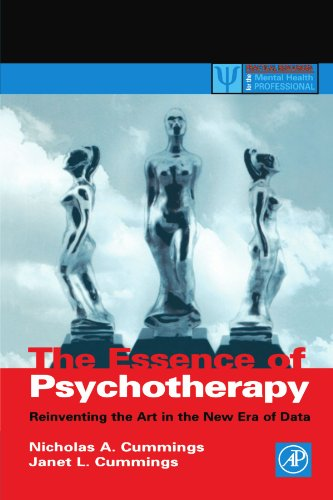 9780121987602: The Essence of Psychotherapy: Reinventing the Art for the New Era of Data (Practical Resources for the Mental Health Professional)