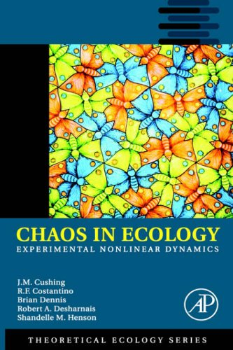 9780121988760: Chaos in Ecology, Volume 1: Experimental Nonlinear Dynamics (Theoretical Ecology Series)