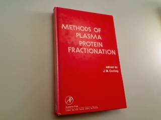 9780121995508: Methods of Plasma Protein Fractionation