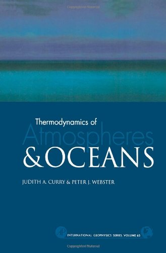 9780121995706: Thermodynamics of Atmospheres and Oceans (International Geophysics)