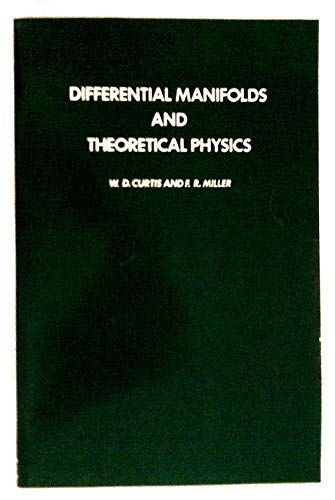 9780122002311: Differential Manifolds & Theoretical Physics, Volume 116 (Pure and Applied Mathematics)