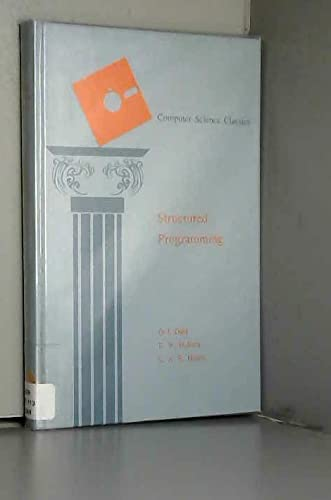 9780122005503: Structured Programming (A.P.I.C. studies in data processing, no. 8)