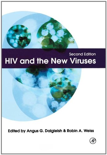 9780122007415: HIV and the New Viruses, Second Edition