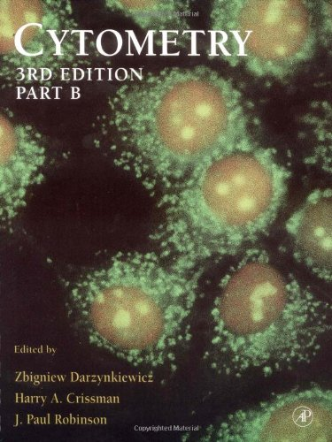 9780122030543: Cytometry, Part B, Volume 64, Third Edition (Methods in Cell Biology)