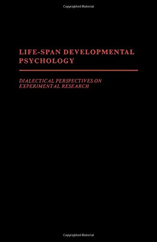 9780122035609: Life Span Developmental Psychology: Dialectical Perspectives on Experimental Research: Conference Proceedings