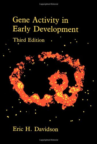 9780122051616: Gene Activity in Early Development, Third Edition