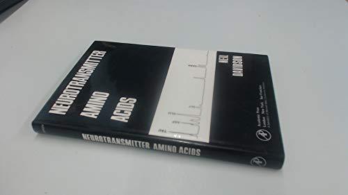 9780122059506: Neurotransmitter Amino Acids