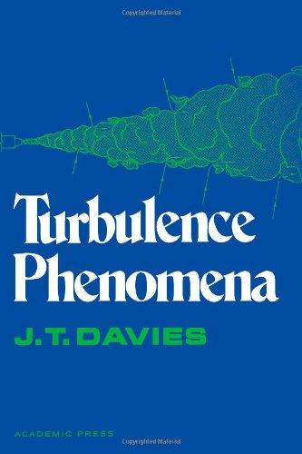 9780122060700: Turbulence Phenomena
