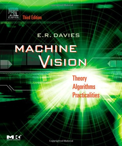 9780122060939: Machine Vision: Theory, Algorithms, Practicalities (Signal Processing and Its Applications)