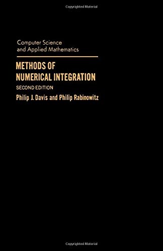 9780122063602: Methods of Numerical Integration (Computer Science & Applied Mathematics)
