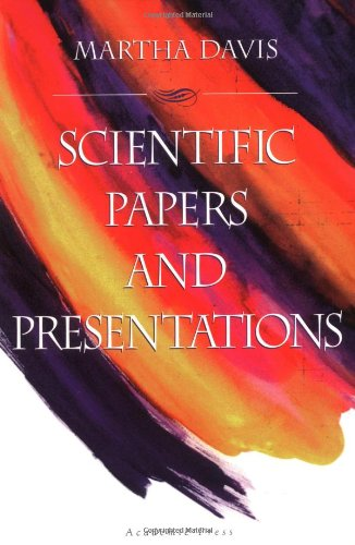 9780122063701: Scientific Papers and Presentations
