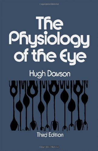 9780122067402: The physiology of the eye [Hardcover] by Davson, Hugh