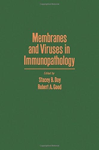9780122072505: MEMBRANES AND VIRUSES IN IMMUNOPATHOLOGY : PROCEEDINGS