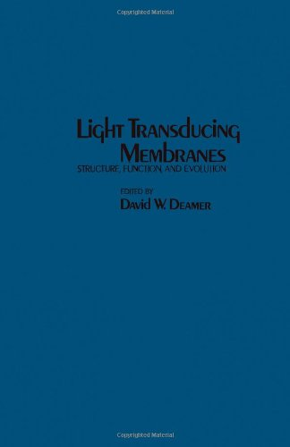 9780122076503: Light Transducing Membranes: Structure, Function and Evolution