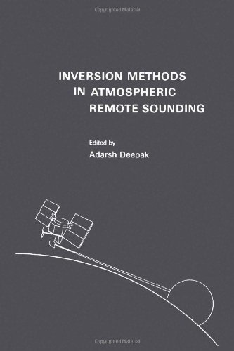 9780122084508: Inversion Methods in Atmospheric Remote Sounding