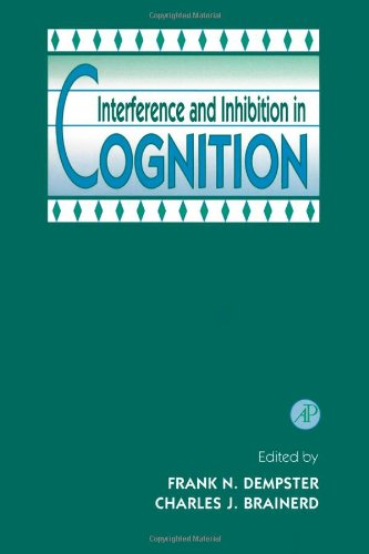 9780122089305: Interference and Inhibition in Cognition
